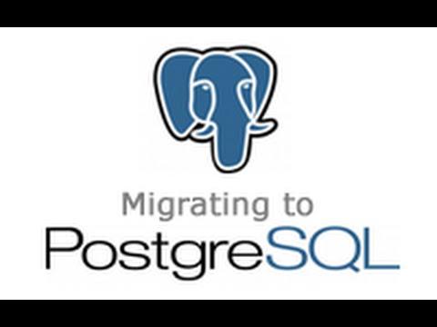 Ruby on Rails - Railscasts #342 Migrating To Postgresql
