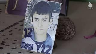 ნუგი ახალკაცი -  ომში დაღუპული 16 წლის თორტიზელი ბიჭი