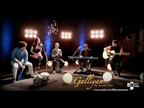 Galliyan (Acoustic Cover) - Aakash Gandhi (ft Shankar Tucker, Jonita Gandhi, Sanjoy Das, & Rupak)