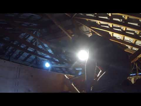 Part 7  Load bearing roof beam & roof structure supports