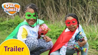 Our Family Series 6 Episode 1 Promo   CBeebies