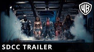 Justice League Comic Con Sneak Peek Warner Bros Uk