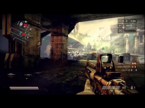 Killzone 3 Warzone Gameplay  - Cornith Highway 2/4