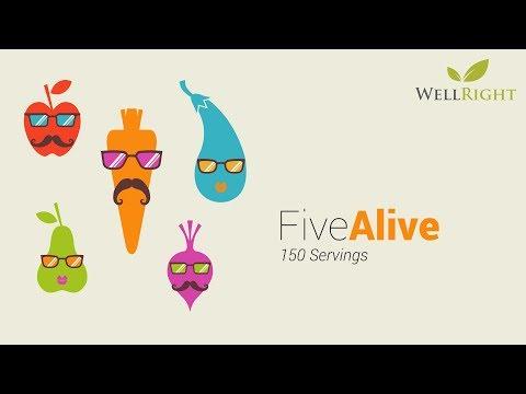 Five Alive: Invitation