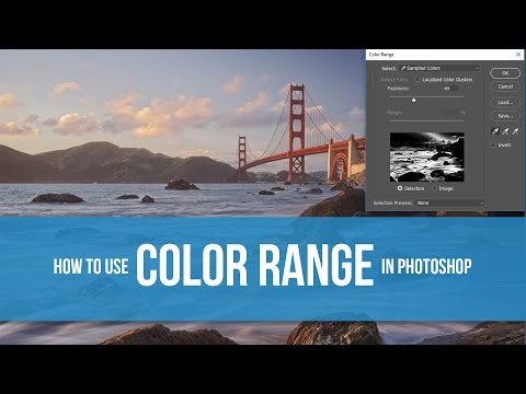 How To Use Color Range In Photoshop