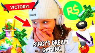 BIGGY'S DREAM GAMING DAY Gaming w/ The Norris Nuts