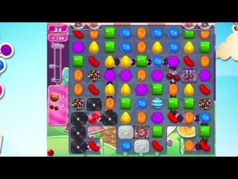 Candy Crush Saga Level 1354  No Booster