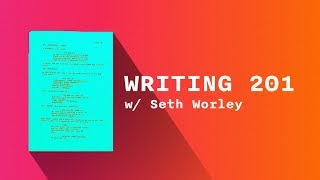 Writing 201 is coming!