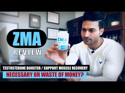 ZMA (Review) - Is this supplement a WASTE of MONEY? Popular in Athletes | Review by Guru Mann