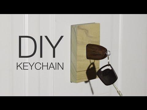 ⇒ DIY Idea for Keychain: Make The Key Plug