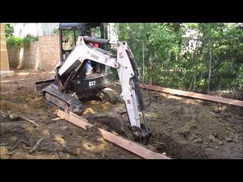 How To Do a Garage Foundation and Slab