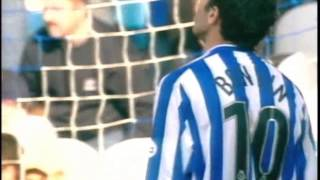 Sheffield Wednesday 2-6 Manchester City - 2001/02 Promotion Season