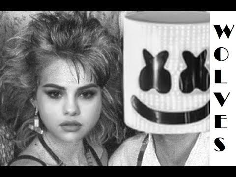 80s Remix: Selena Gomez & Marshmello - Wolves (1983 power ballad remix)