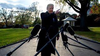 Trump in Florida amid controversies