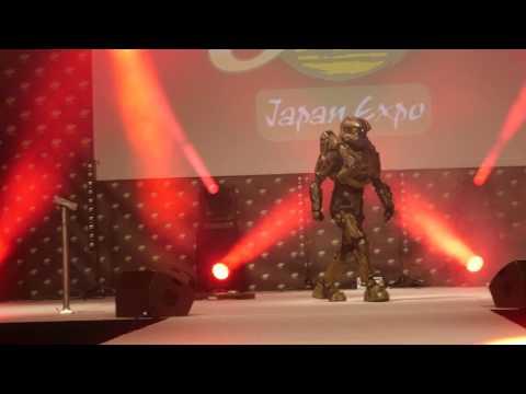 Japan Expo Sud 2017 - Concours Cosplay Dimanche - 09 - Halo - Masterchief