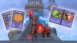 Wizard101: New Spells! - Double Pip Gain??
