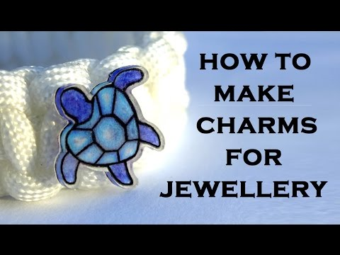 DIY CHARMS (For Jewellery / 550 Paracord Bracelets) TUTORIAL