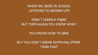Ed Sheeran Gold Rush Lyrics Video
