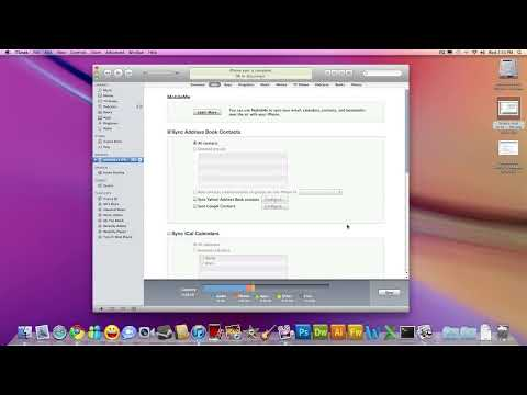 Transfer iPhone Contacts To New Computer
