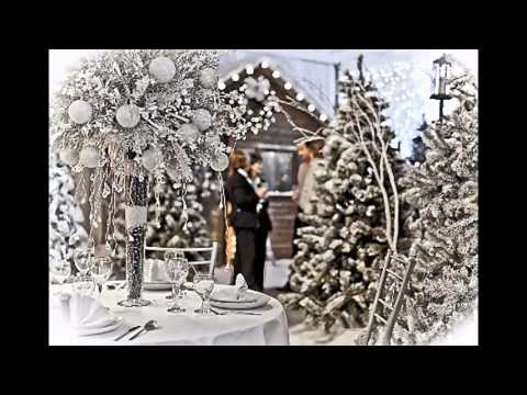Ideas for Winter wonderland christmas decorations