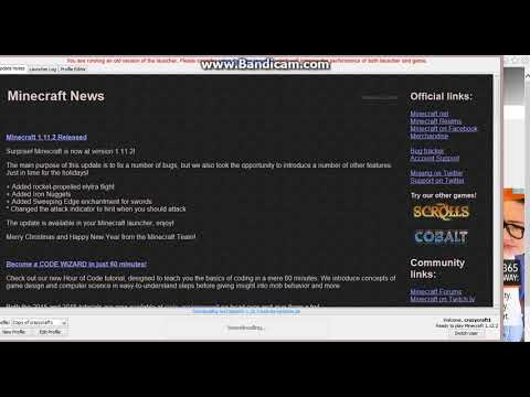 How to download Minecraft for free [need mojang account]