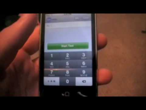 Text Free on iPhone & iPod Touch
