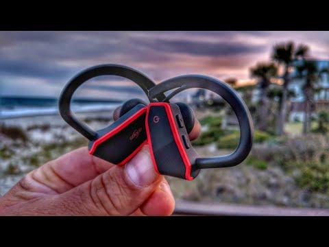 Sbode Bluetooth Earbuds Headphones, Wireless Sports Earphones
