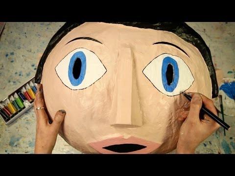 How to  create a head like Frank's