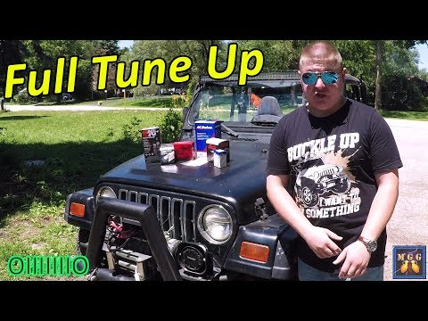 How to Do a Tune Up | Jeep Wrangler TJ