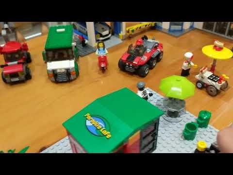 Arthur's Lego City