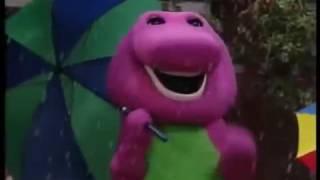 Rain Drop Drop top Barney migos bad and boujee meme parody