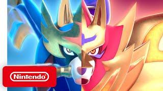 Pokémon Sword and Pokémon Shield - Nintendo Switch