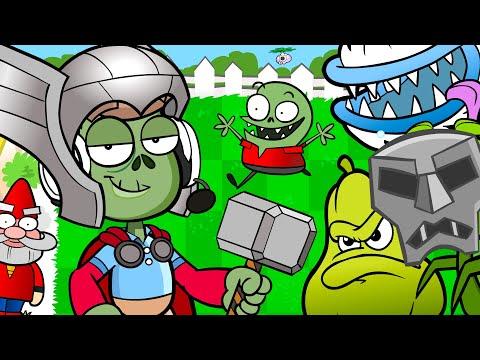 Plants vs. Zombies Garden Warfare 2 Animation! (ZackScottGames Animated)