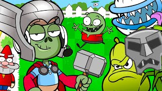 Plants vs. Zombies Garden Warfare 2 Animation! (ZackScottGames Animated)