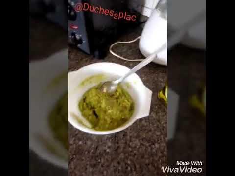 How To Make DIY Avocado Oil