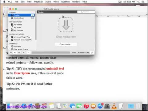 Uninstall VLC media player for Mac Guide