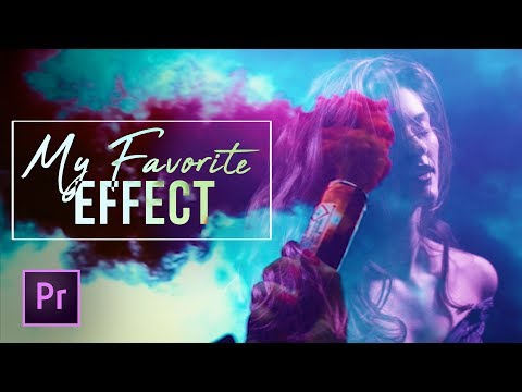 MY FAVORITE MUSIC VIDEO EFFECT - Premiere PRO  DOUBLE EXPOSURE TUTORIAL