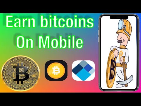 HOW TO MINE BITCOIN ON YOUR MOBILE ?