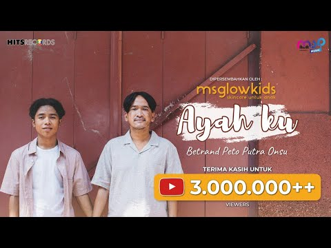 Download Lagu Betrand Peto Putra Onsu Ayahku Mp3