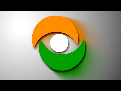 #Ae-67 Logo/Text Long Shadow | Shining Effect in Adobe After Effects (in HINDI) Tutorial