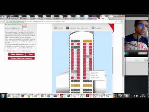 How to book a domestic flight ticket (India) (Live case)