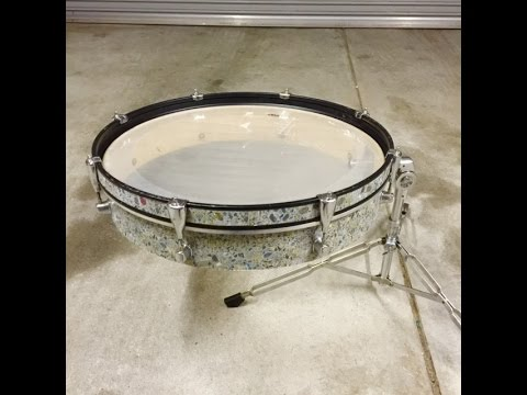 DIY Gong Drum