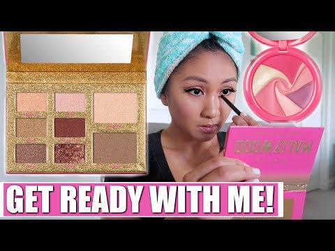 CHIT CHAT GET READY WITH ME! | New Mallywood, KL Polish, Fenty, Benefit Cosmetics, Flower Beauty