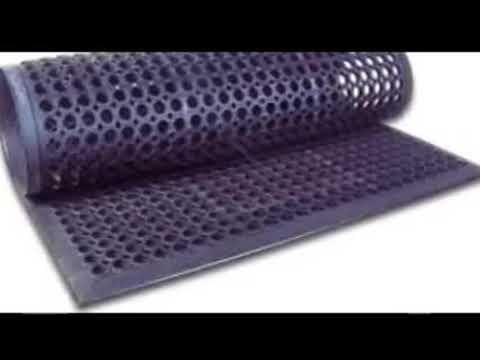 Plastic Floor Mat - Extra Large Plastic Floor Mat | Stylish Modern Interiors & Design Decor