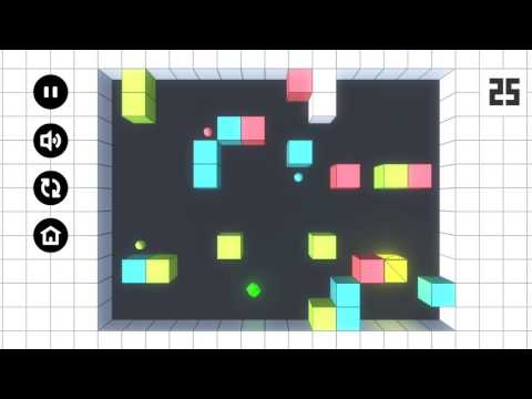 The Cube Story: A Puzzle game made with Unity3D