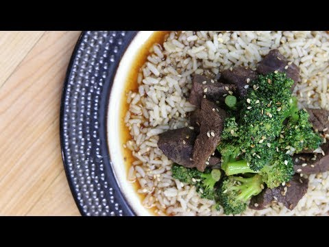 Slow Cooker Beef and Broccoli Recipe