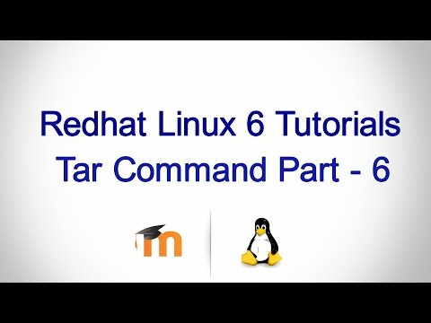 Tar command in Linux in HINDI - Part 6 ( Extract a single file or a directory from a tar file)