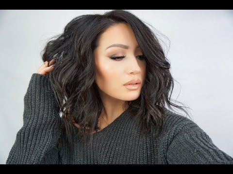 My FAVORITE new textured waves!! || New Technique