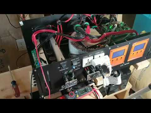 Quick update on version 2 of the new 15kw powerjack inverter