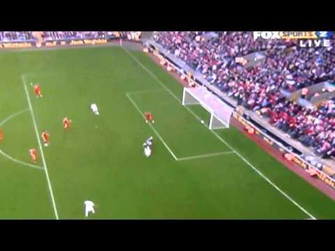 Blackpool vs Liverpool 03-10-10 Go u tangerines!